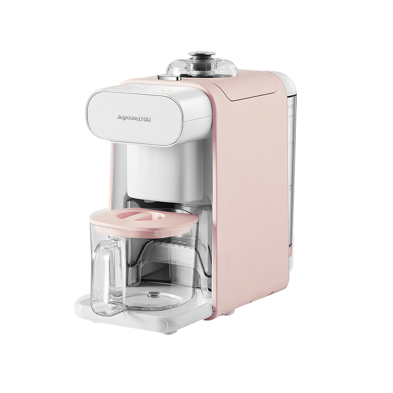 Joyoung break-walled wash-free soy milk machine home fully automatic new cooking multi-function DJ06R-Kmini