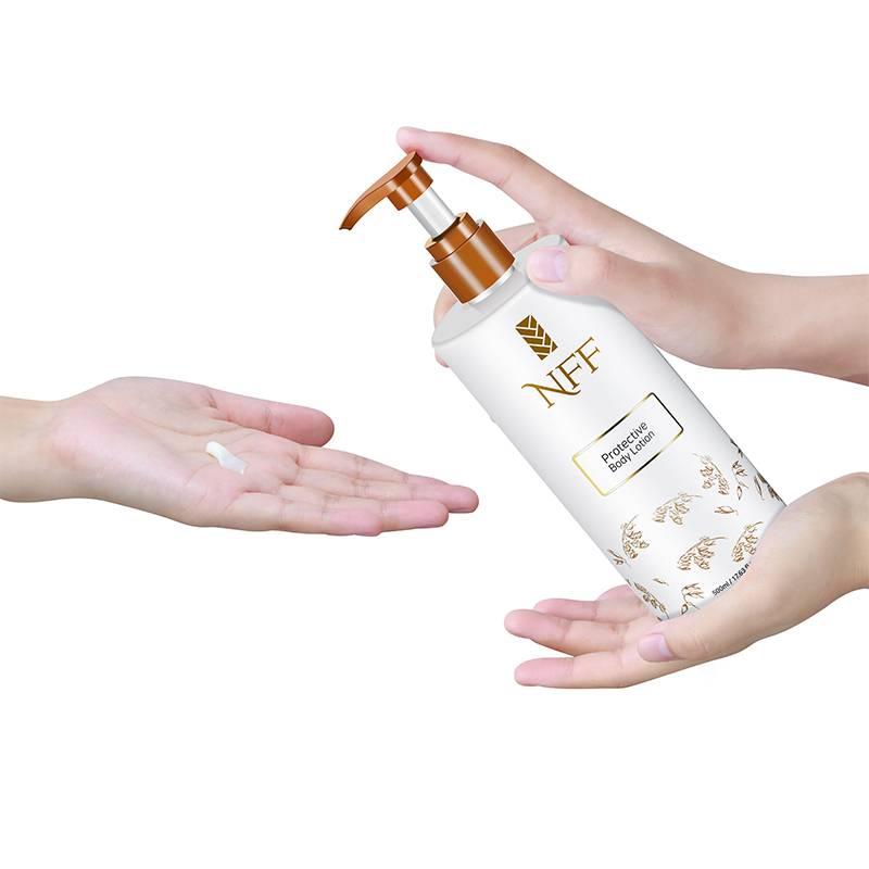 NFF 燕麦滋养润肤乳液