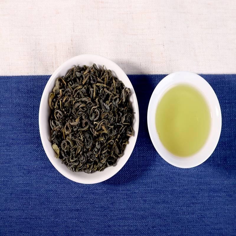好名气 海南白沙绿茶 高山雾绿茶 一级绿茶 减肥 茶叶批发
