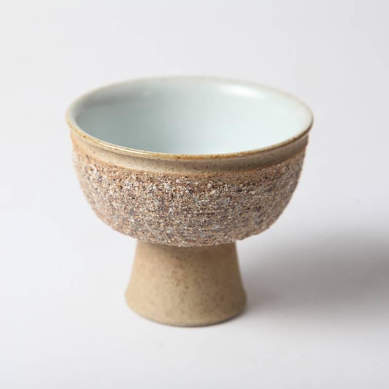 """宁夏礼物""""爵杯""""沙瓷品茗单杯"""